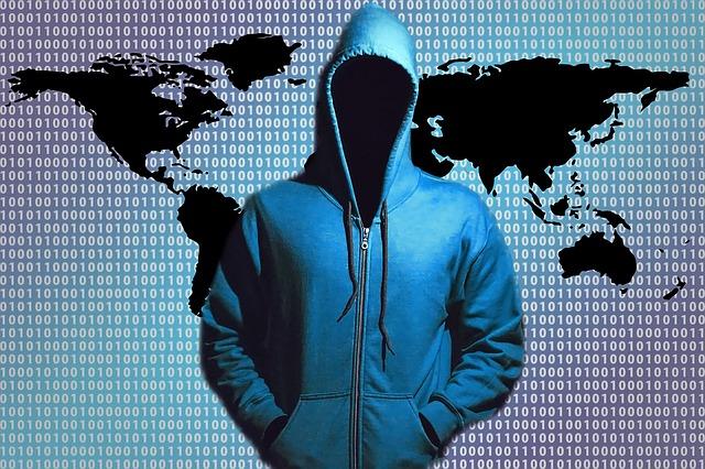 binární kódy a hacker