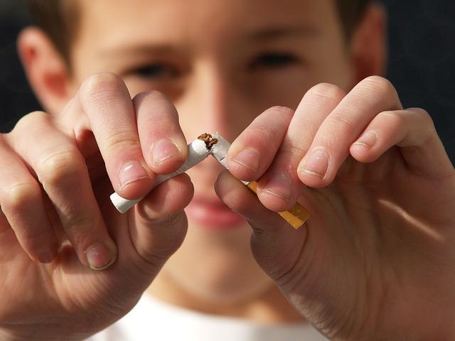 Ničení poslední cigarety