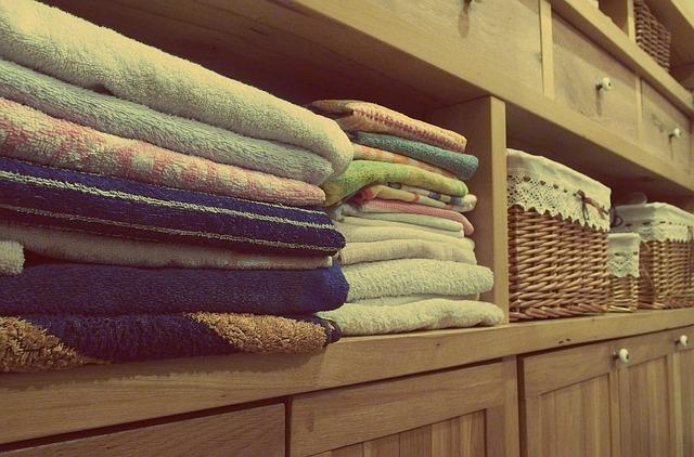 Nebojte se šatní skříně