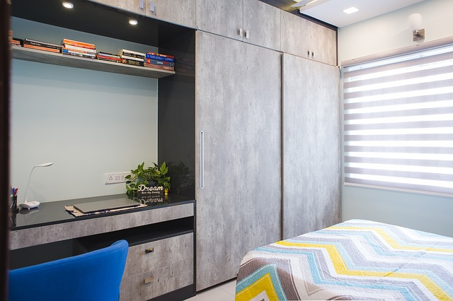 Úložný prostor ložnice